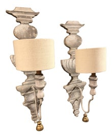 Image of French Country Sconces and Wall Lamps