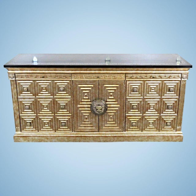 Quality In Practical Elegant Column Cabinet Dresser Sideboard Cabinet Neo-classical Style Superior