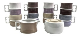 Image of Lavender Mugs and Cups