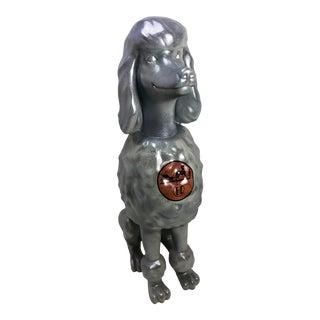 Store Display Hermès Poodle Figurine For Sale