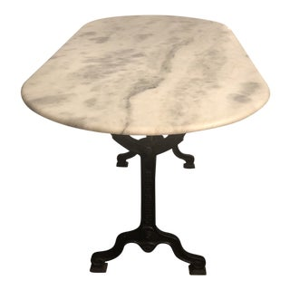 "Random Harvest ""Kelly"" Marble Table For Sale"