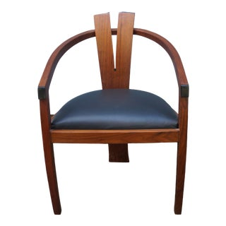 """The Verve"" Modern Dining Chair For Sale"