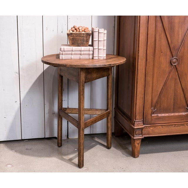 Sarreid Ltd. Feng Side Table - Image 5 of 5