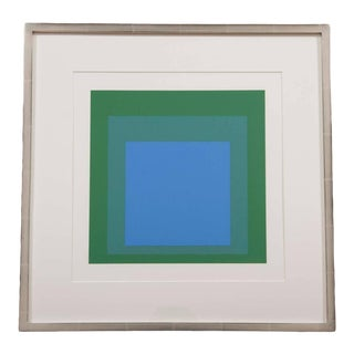 "Josef Albers ""Homage to Square"" For Sale"