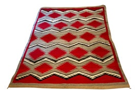 Image of Native American Traditional Handmade Rugs