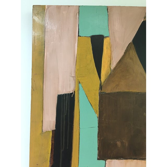 Contemporary Abstract by Artist Rick Griggs Dominium For Sale - Image 4 of 6