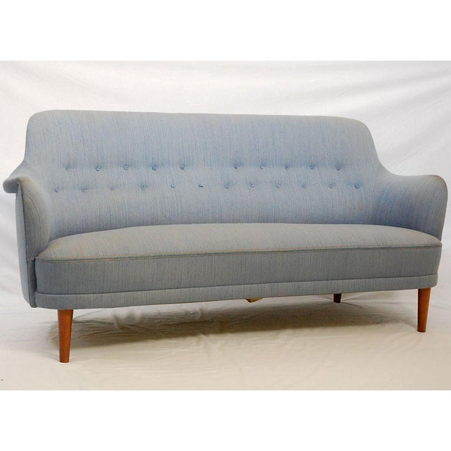 "Carl Malmsten ""Samsas"" Sofa Produced By O. H. Sjogren"