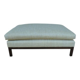 1960's Mid-Century Modern Harvey Probber Rectangular Ottoman For Sale