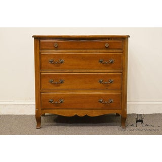 Maddox Furniture Colonial Style Solid Cherry Four-Drawer Chest Preview