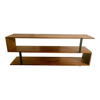 "Crate & Barrel Austin 78"" Media Console For Sale"