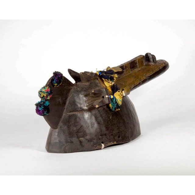 African Mali Bambara Mask of Nobility - Image 8 of 9