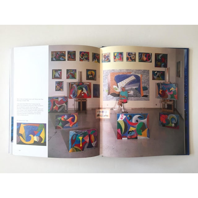 """Sky Blue David Hockney """" That's the Way I See It """" Vintage 1993 First Edition Hardcover Pop Art Book For Sale - Image 8 of 13"""