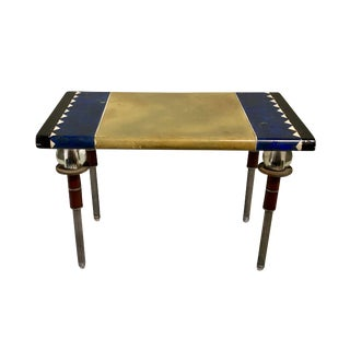 1935 Isabel O'Neil American Art Deco Miniature Center Table For Sale
