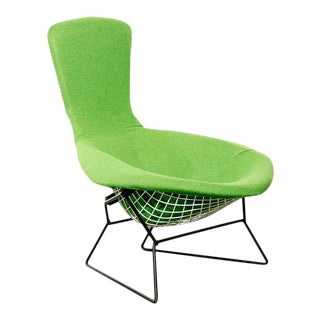 Upholstered Bird Chair by Harry Bertoia for Knoll For Sale