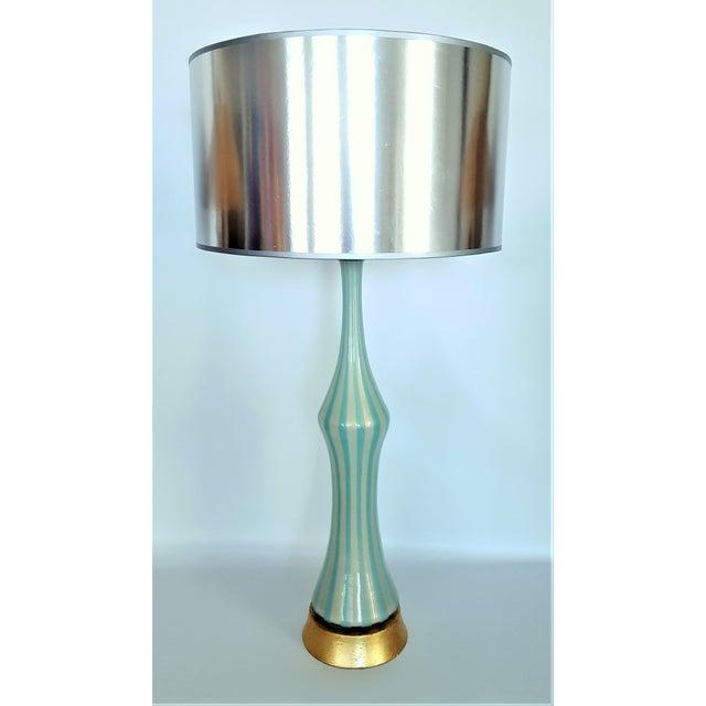 1950s alfredo barbini italian murano glass table lamp mid century 1950s alfredo barbini italian murano glass table lamp mid century modern mcm image 2 of aloadofball Image collections