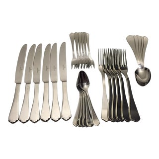 Villeroy & Boch Medina Stainless Steel Flatware - Set of 30