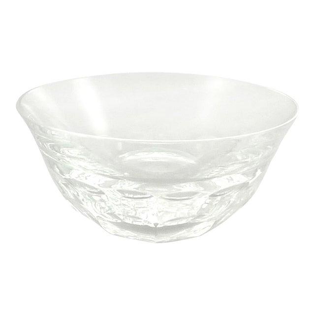 "Saint-Louis ""Caton"" Crystal Bowl - Image 1 of 2"