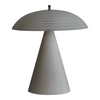 1970s Tony Paul Style Cone Lamp For Sale