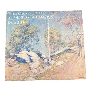 William Chadwick American Impressionist For Sale