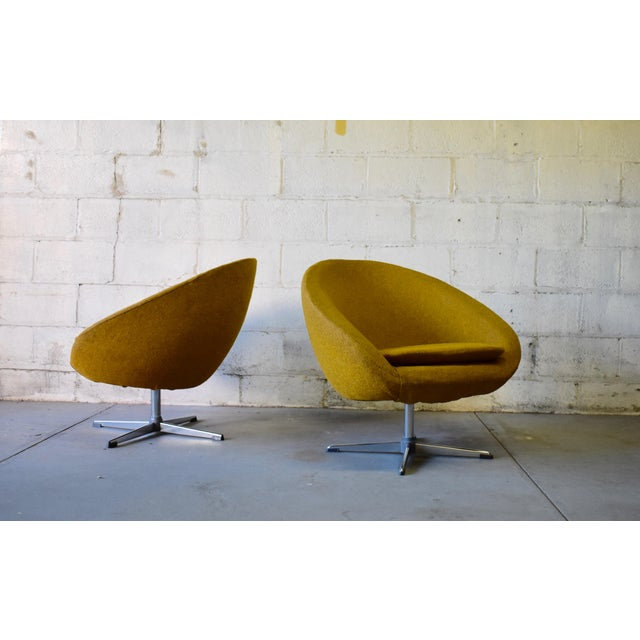 Pair - Mid Century Modern Overman Chrome Lounge Chairs For Sale In New York - Image 6 of 6