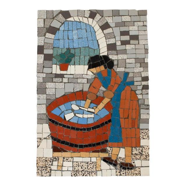 Image of Mosaic Wall Art