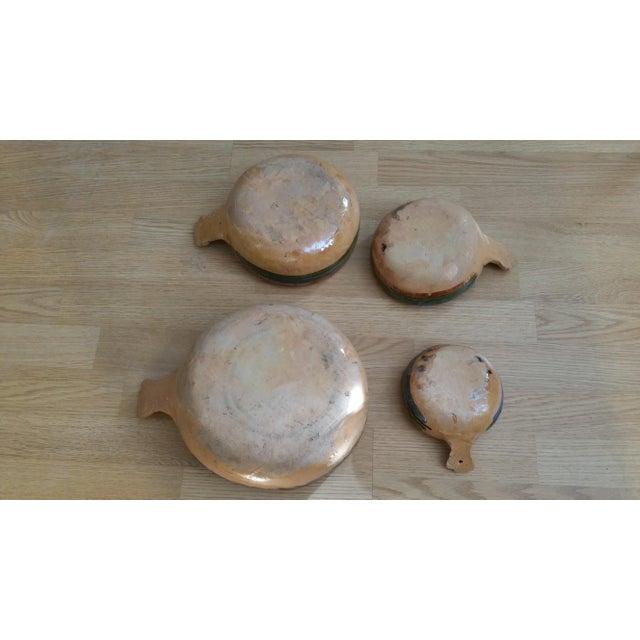 Mexico Tlaquepaque Nesting Chili Bowls - Set of 4 - Image 6 of 8