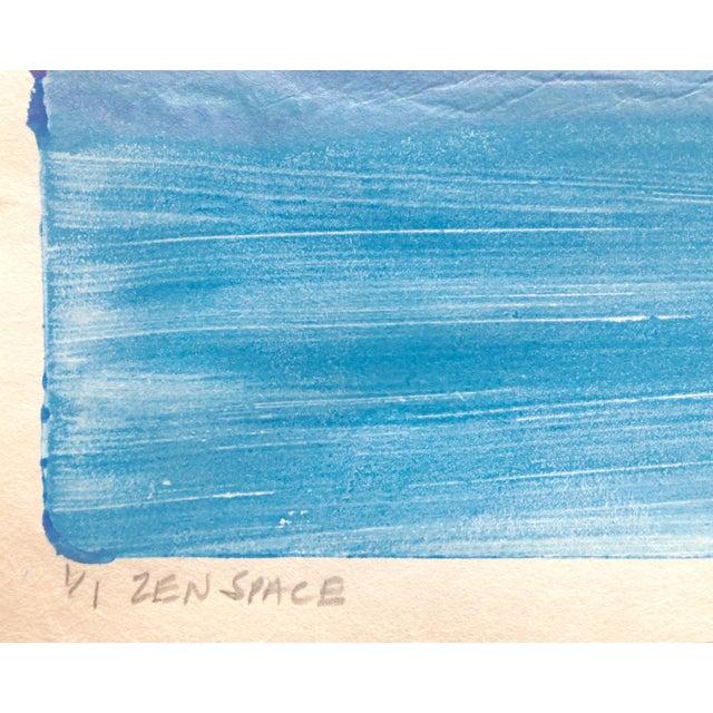 """""""Zen Space"""" Handmade Ink on Paper, 2016 - Image 2 of 4"""
