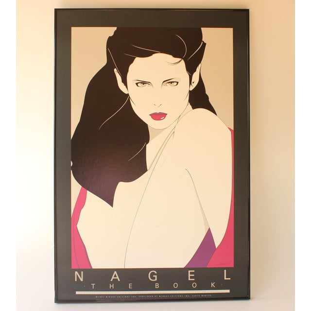 This twelve color solid plate offset lithograph print was issued by Mirage Editions to commemorate the release of the...