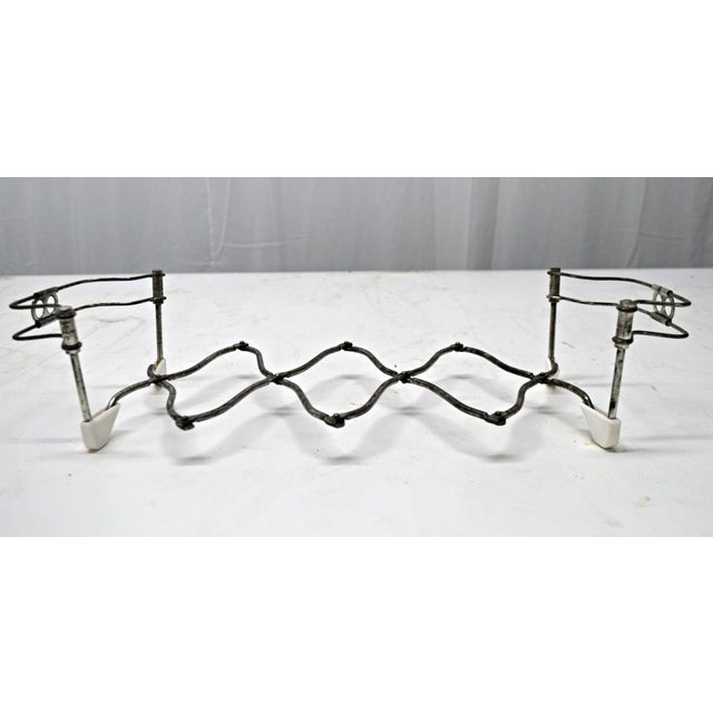 Rustic Flexible Bowl Holder For Sale - Image 3 of 8