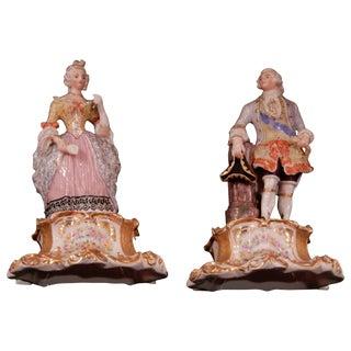 Old Paris Figurines For Sale
