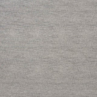 Schumacher Auckland Performance Fabric in Charcoal For Sale