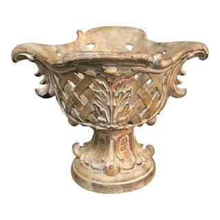 Vintage Mediterranean Urn