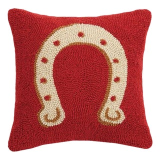 Horseshoe Hook Pillow For Sale