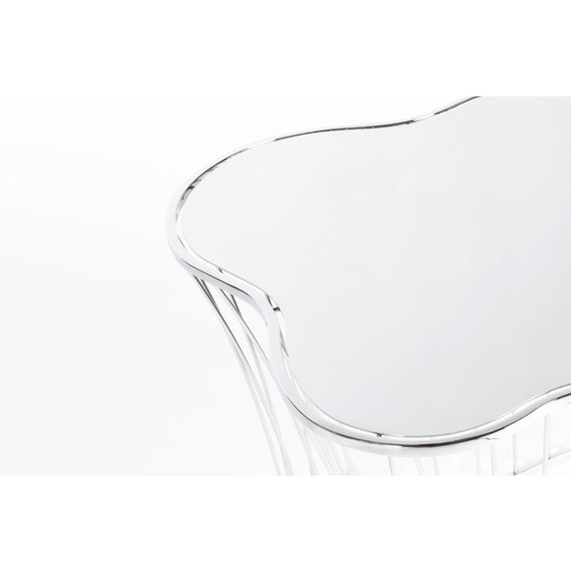 Contemporary Plaza Center Table From Covet Paris For Sale - Image 3 of 4