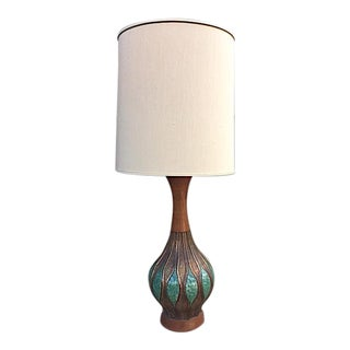 1960s Mid-Century Fortune Lamps Table Lamp For Sale