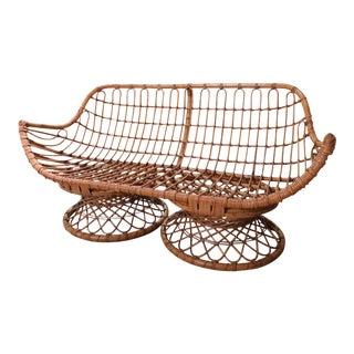 A Bamboo Sofa, Italy 50'