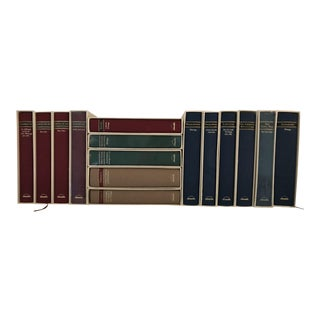 Library of America Writings & History Books - Set of 15