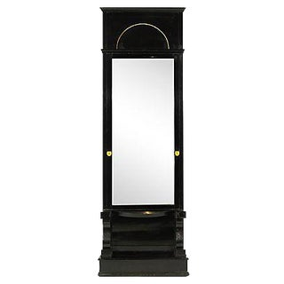 19th Century Biedermeier Pier Mirror For Sale