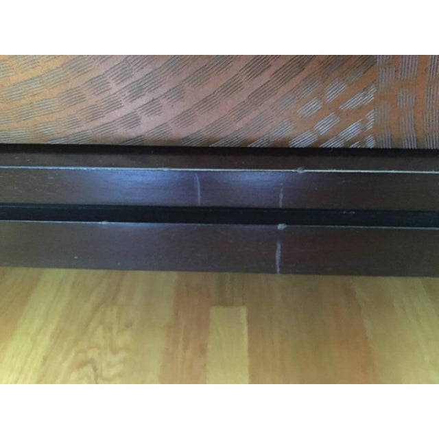 Crate & Barrel Cirque 3 Door Sideboard For Sale - Image 10 of 11