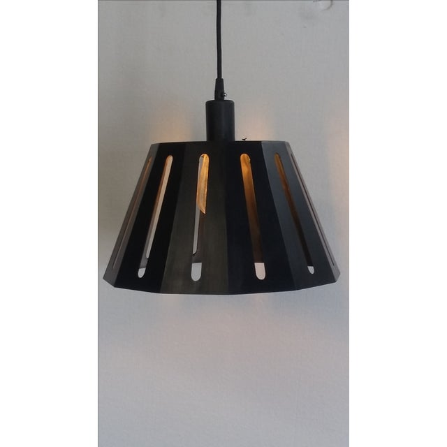 Crusader Pendant Light For Sale In New York - Image 6 of 6
