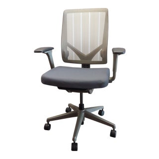 Allsteel Marcus Koepke Relate Ergonomic High-Back Mesh Work Chair For Sale