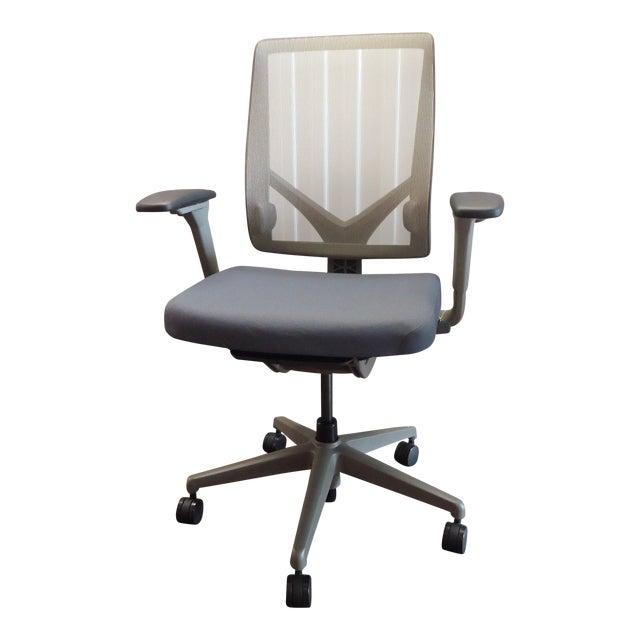 Allsteel Marcus Koepke Relate Ergonomic High Back Mesh Work Chair