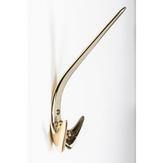 Brass Carl Auböck Brass Hook For Sale - Image 8 of 11
