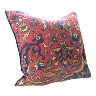 """Poet's Society"" Ralph Lauren Persian Rug Pillows - A Pair"