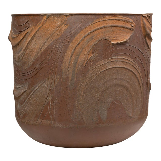 """Pro/Artisan """"Expressive"""" Planter by David Cressey for Architectural Pottery For Sale"""