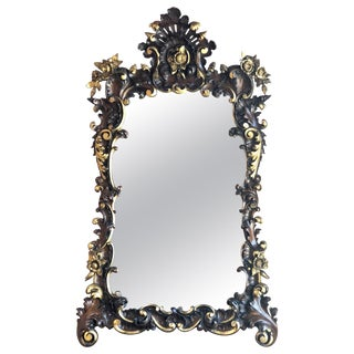 Venetian Baroque Mirror, 18th Century For Sale