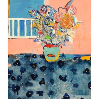Fumiko Toda Window Guard Still Life For Sale