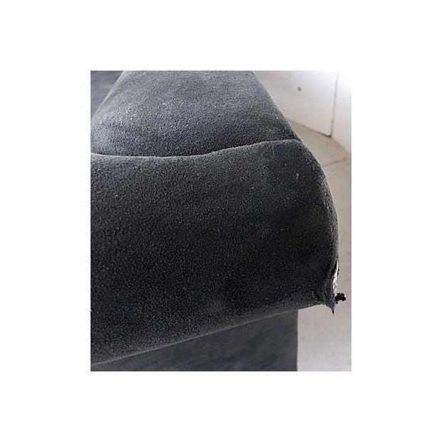 Biedermeier Style Italian Modern Sofa For Sale - Image 9 of 9