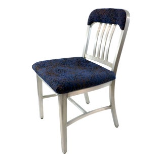 Goodform Aluminum Navy Chair For Sale