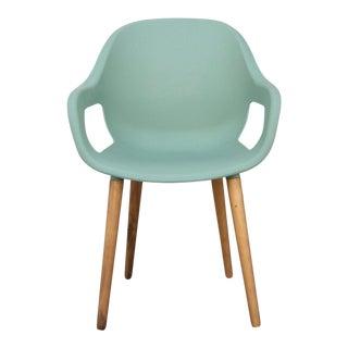 Modern Mint Green Dining Chair